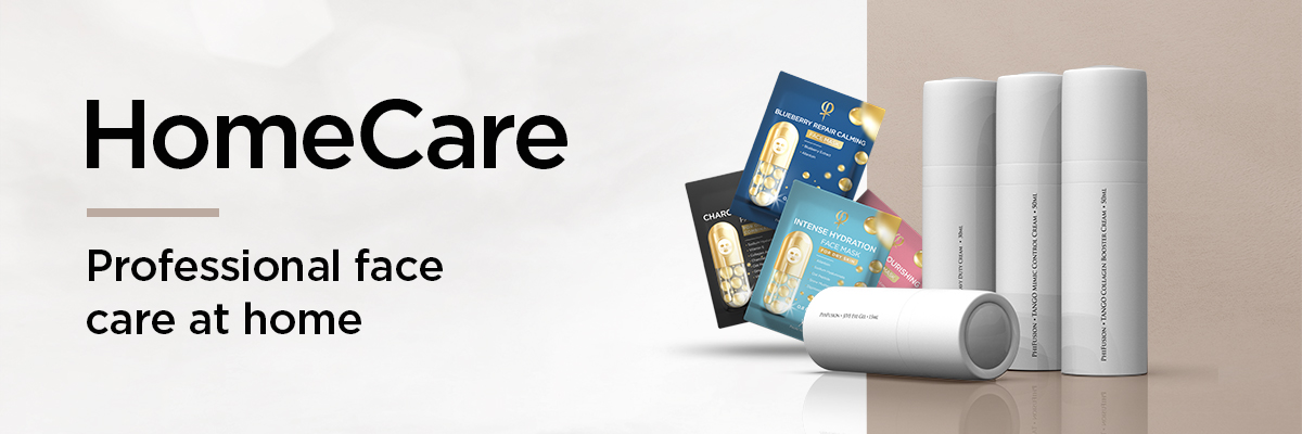 HomeCare - Professional face care at home