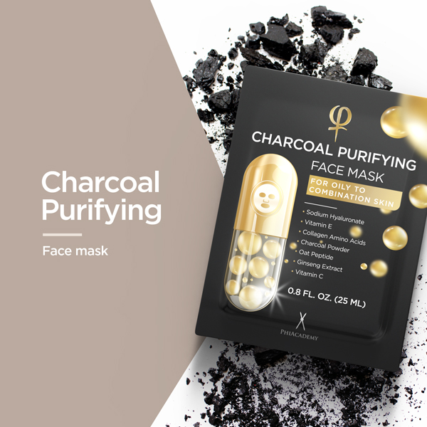 Charcoal Purifying Face Mask
