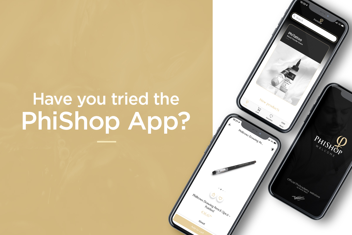 Have you tried the PhiShop App?