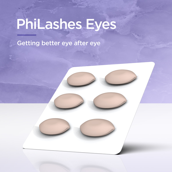 PhiLashes Eyes - Getting better eye after eye