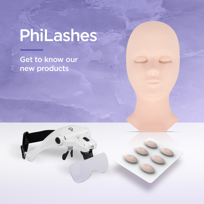 PhiLashes - Get to know our new products