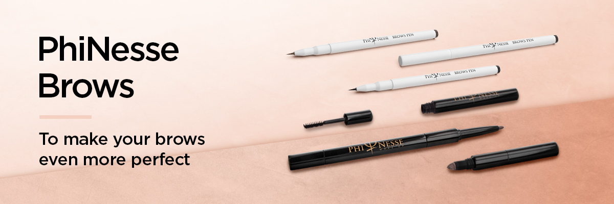 PhiNesse Brows - To make your brows even more perfect