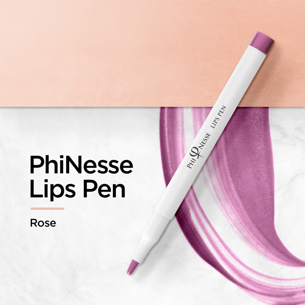 PhiNesse Lips Pen - Rose