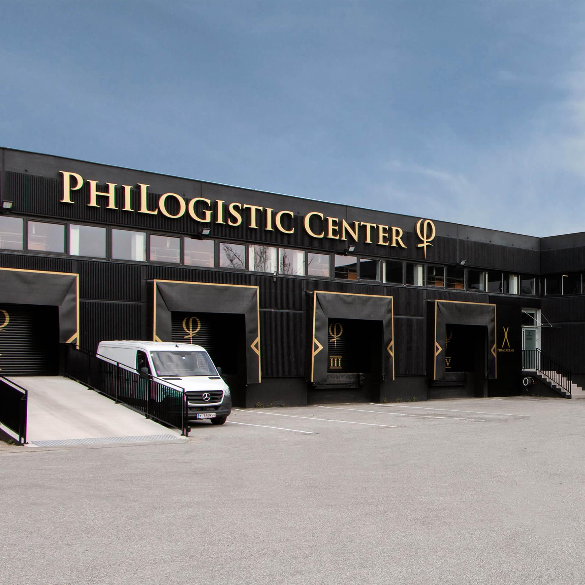 PhiLogistic Center