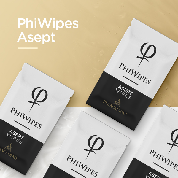 PhiWipes Asept